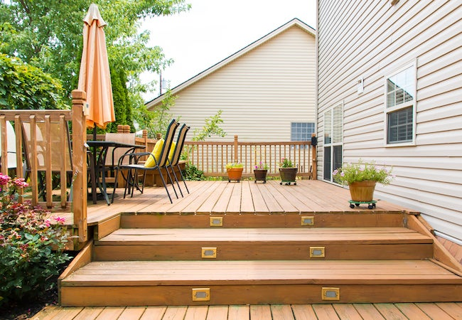 Deck Maintenance Tips