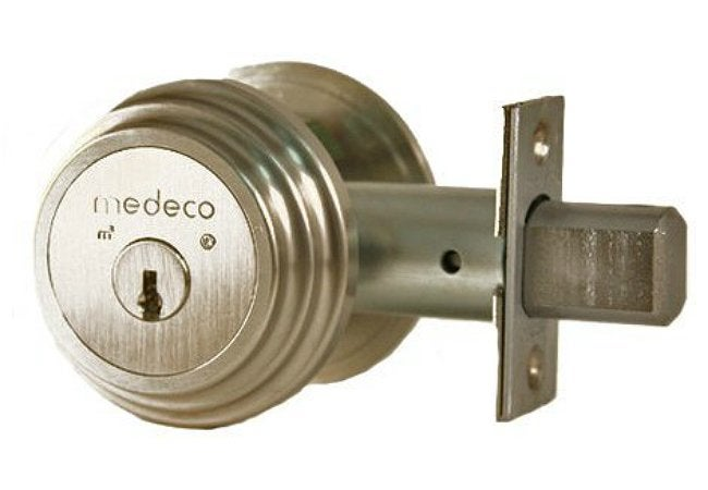 Best Door Lock - Medeco Maxum Single Cylinder Deadbolt