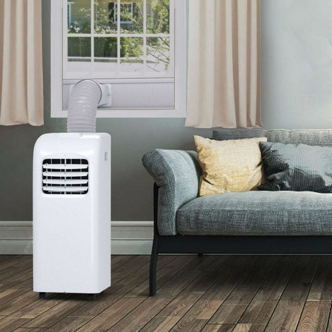 Best Portable Air Conditioner for Quiet Operation: COSTWAY