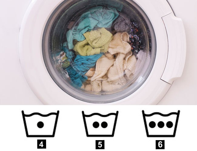 Laundry Symbols and Their Meanings - A Complete Guide - Bob Vila on washing symbols legend, laundry symbols, clothes dryer, washing instruction symbols, refrigerator symbols, industrial laundry, dry cleaning symbols, washing symbols uk, washing symbols explained, green dot, washing car symbols, clothes line, yarn washing symbols, packaging machine symbols, skull and crossbones, recycling symbol, power symbol, fabric restoration, electronic symbol, no symbol, washing symbols guide, tattoo machine symbols, fair trade certified mark, self-service laundry, washing symbols and meanings, fabric washing symbols, hazard symbol, washing machines and dryers, greenearth cleaning, fabric softener, clothes washing labels symbols, slot machine symbols, washing care symbols, dry cleaning, dish washing symbols, machine blueprint reading symbols, period-after-opening symbol,