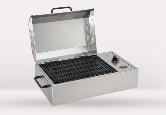 Best Electric Grill - Kenyon City Grill
