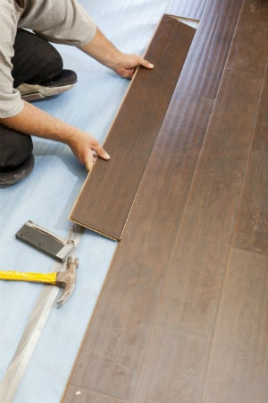 Installing Tongue and Groove Flooring