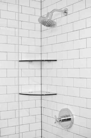 Bathroom Remodel Idea - Wall Mounts