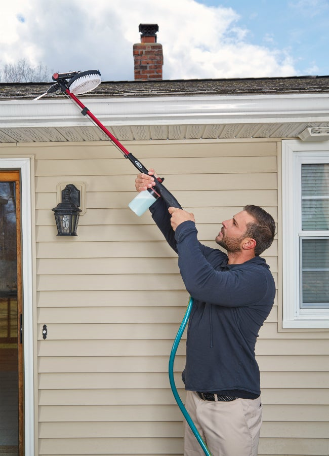 3 Steps To Remove Mildew From Your Home Exterior Bob Vila