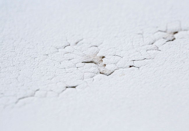 What To Do About Ceiling Cracks
