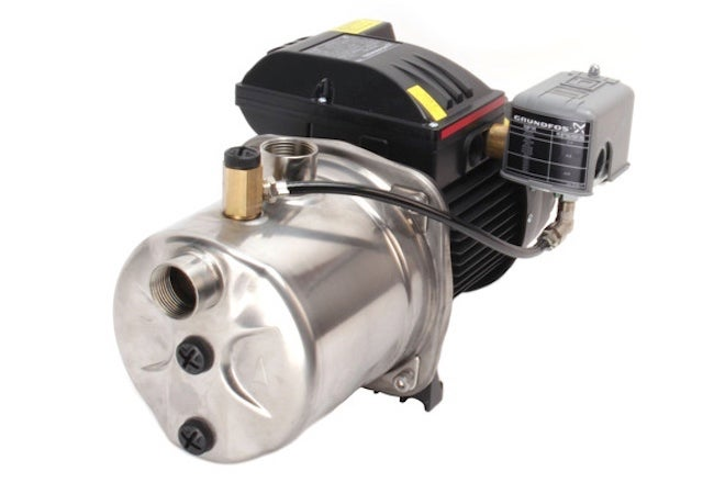 How to Choose a Well Pump - Well Pump Isolated