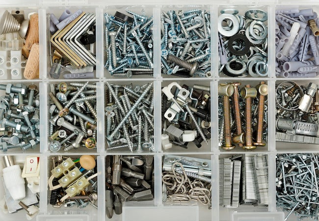 Kinds Of Screws