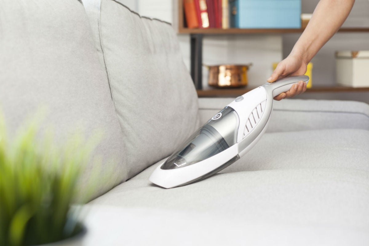 6 Best Handheld Vacuum Options According To Happy