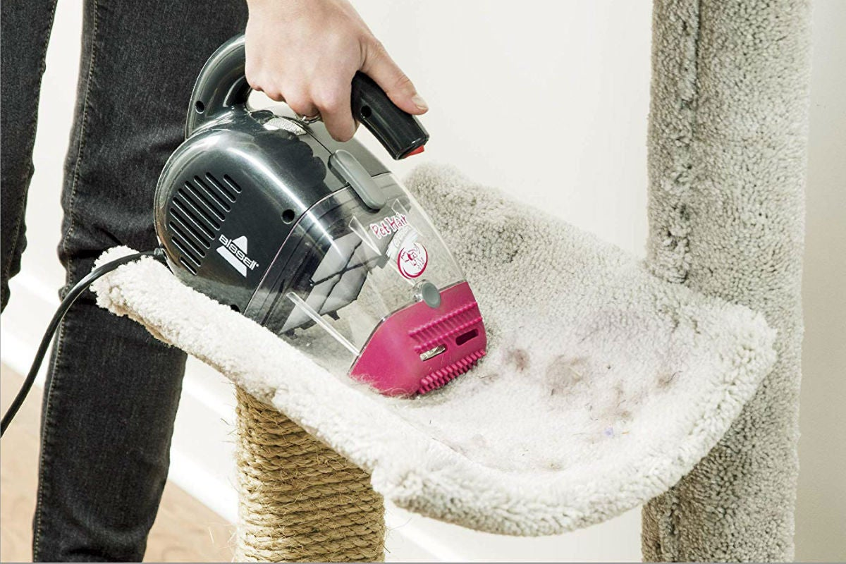 Best Handheld Vacuum: BISSELL