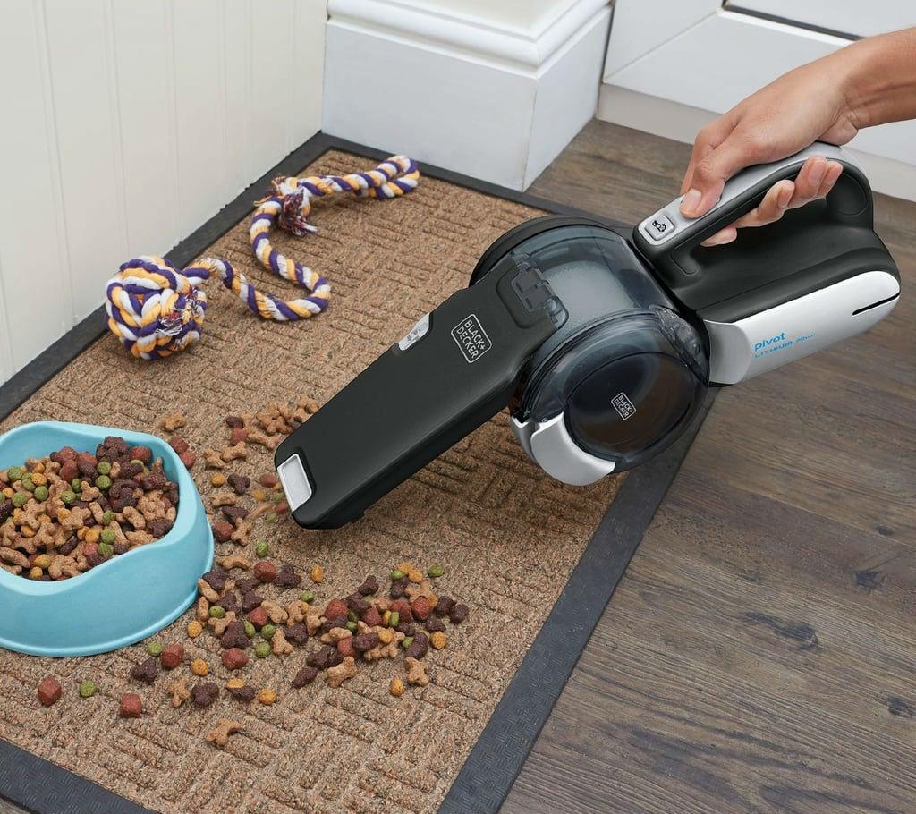 Best Handheld Vacuum: BLACK + DECKER