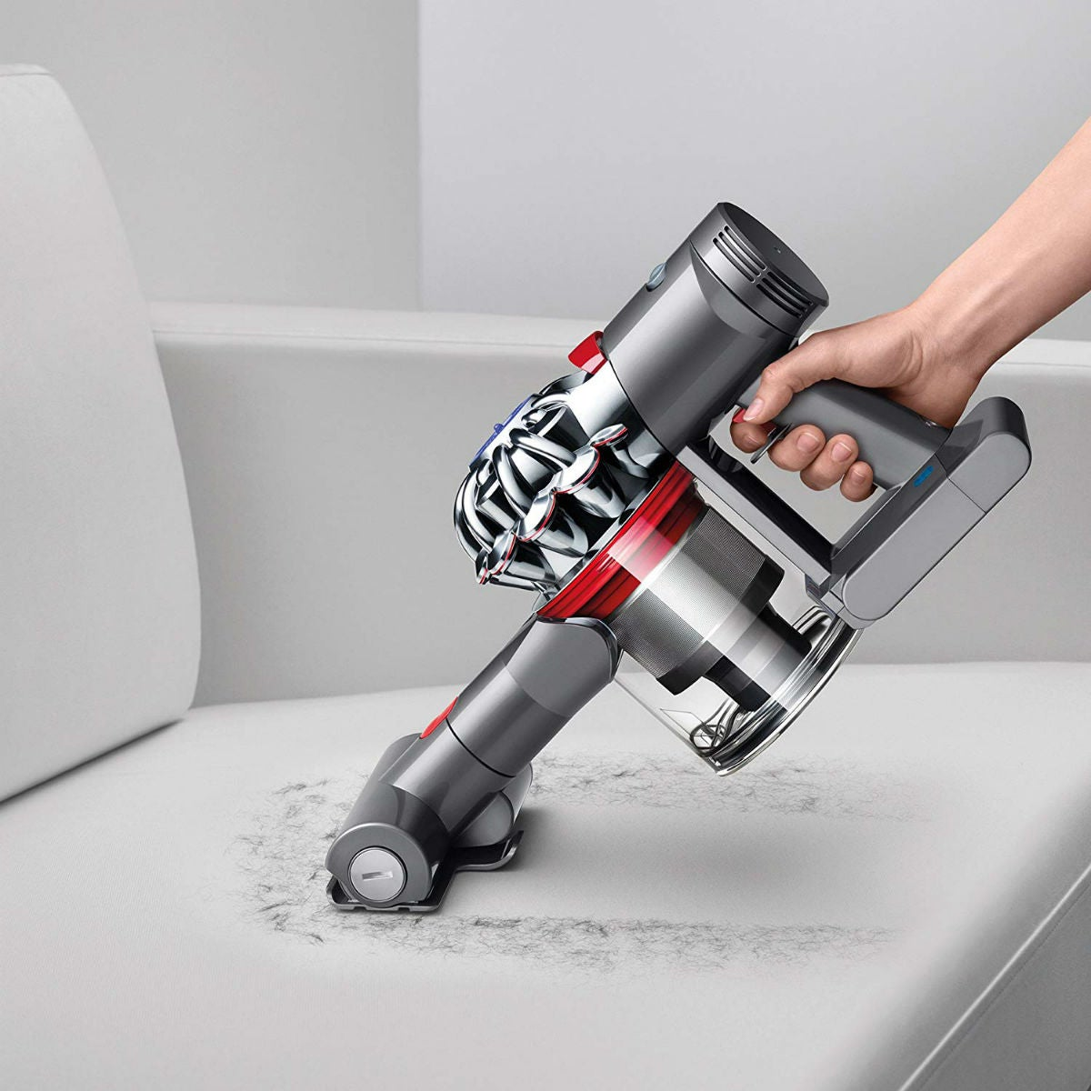 Best Handheld Vacuum: Dyson