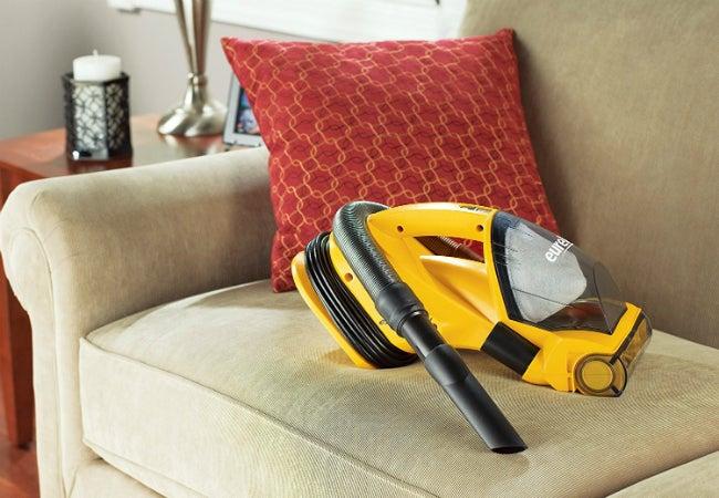 best handheld vacuum shopping tips product reviews bob vila. Black Bedroom Furniture Sets. Home Design Ideas