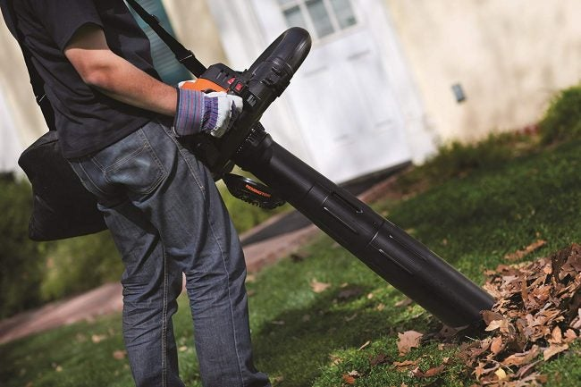 Best Leaf Vacuum (Gas-Powered): Remington