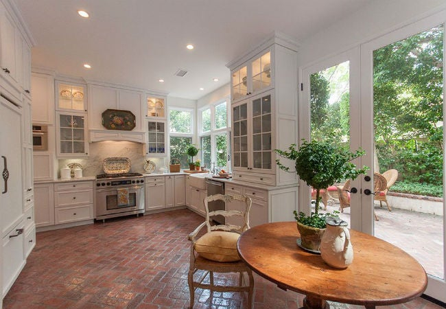 Brick Floors - When, Where, and Why to Have Them at Home - Bob Vila