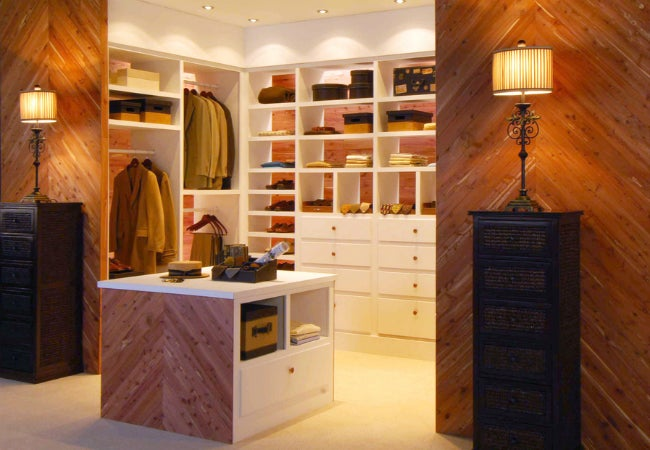 Merveilleux Why Homeowners Love Cedar Closets