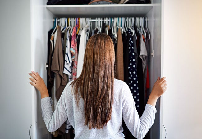 The Perfect Closet Rod Height, Solved!   Bob Vila