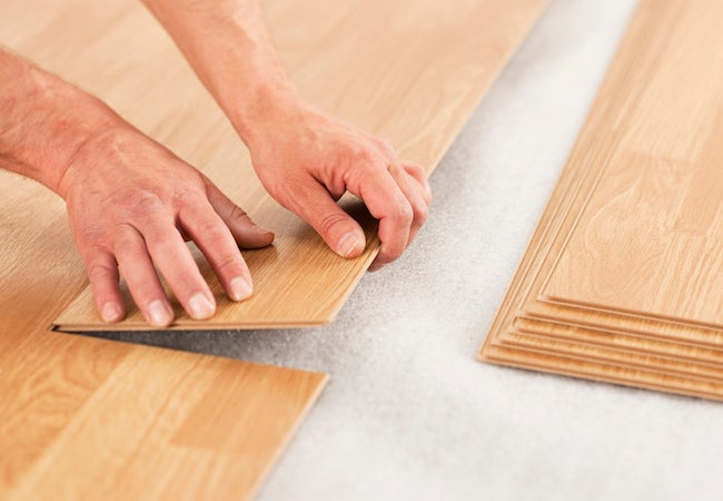 How To Remove Laminate Flooring Bob Vila