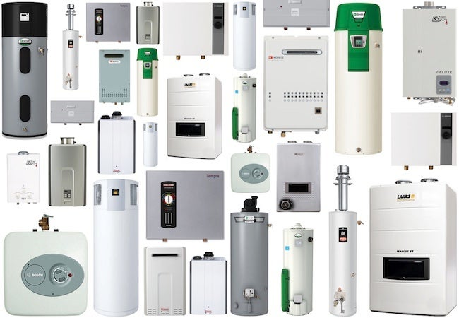 gas vs electric water heaters: how to choose | bob vila