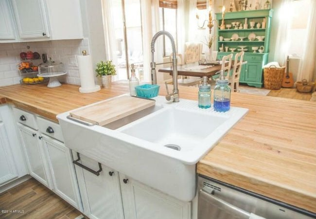 Butcher Block Countertops Pros and Cons