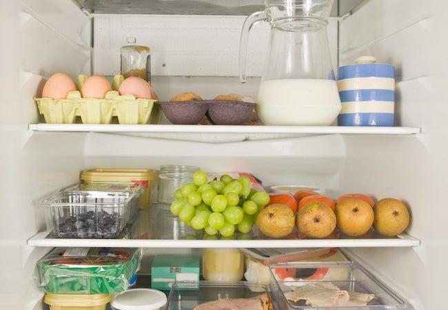 Regular Refrigerator Temperature