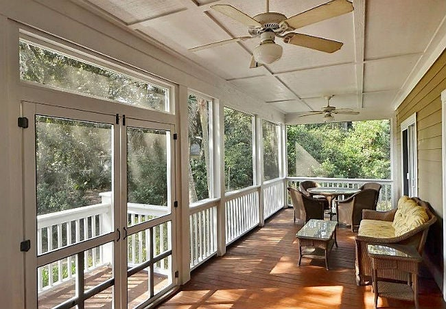 How To Screen In A Porch And What Know Before You Do Bob Vila
