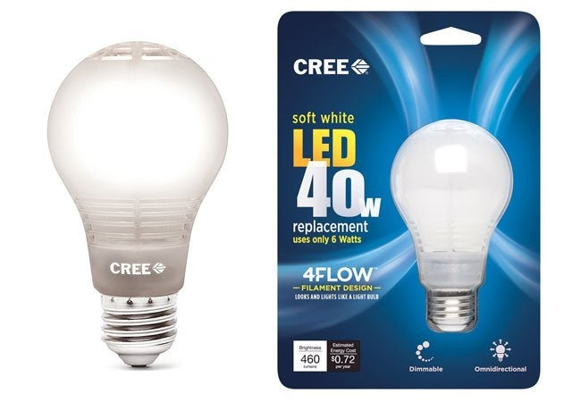 Best LED Light Bulb – Cree 40-Watt Equivalent LED