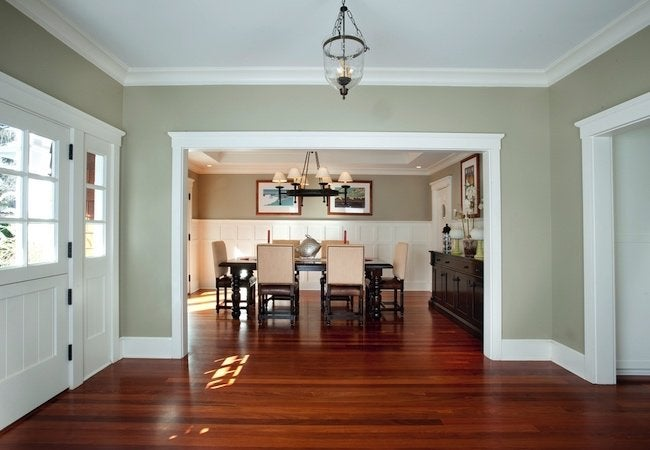 How to Arrange Furniture - Dining Room Layout