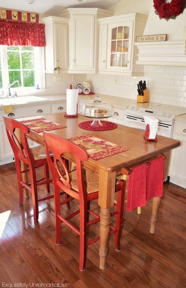 Diy Kitchen Table Bob Vila