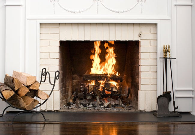 how to use fireplace
