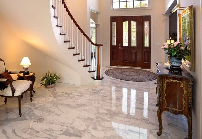 How to Clean Marble Floors of Any Dust, Dirt, and Stains - Bob Vila