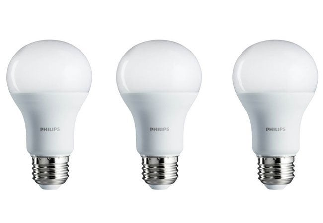 Best LED Light Bulb – Philips 60W Equivalent Ambient Dimmable A19 LED Bulb