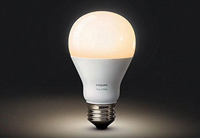 Best LED Light Bulb – Philips Hue White LED