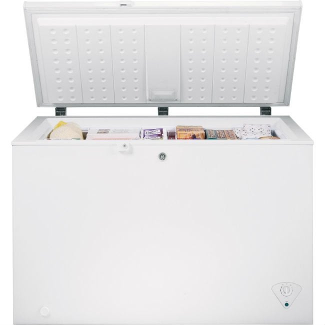 Best Chest Freezer - GE 10.6 cu ft Chest Freezer