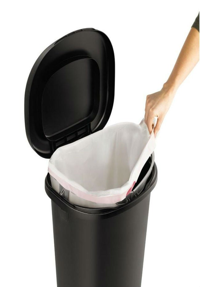 The Best Kitchen Trash Can   Rubbermaid 13 Gallon Step On Trash