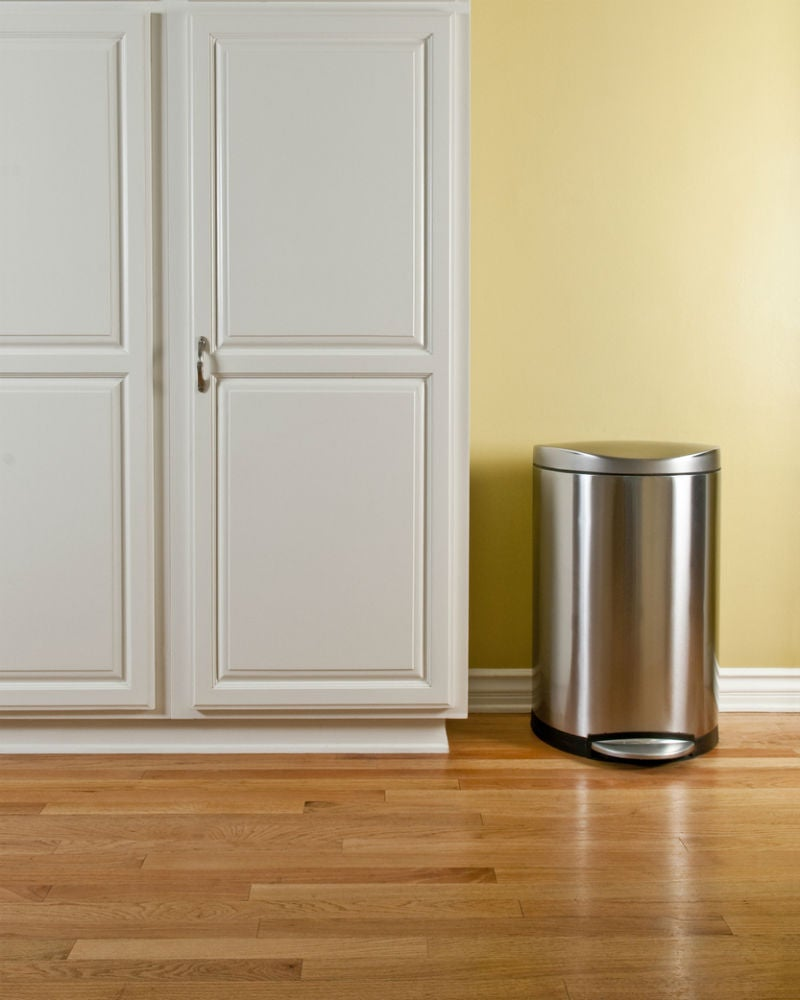 Best Kitchen Trash Can for Every Budget | Bob Vila