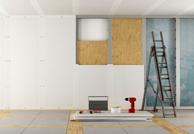 Drywall vs Plaster - A Guide to Understanding the Differences