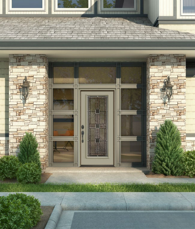 4 Reasons Homeowners Choose Fiberglass Doors