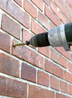How to Drill Into Brick - Bob Vila