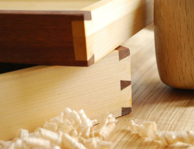 7 Sturdy Types of Wood Joints - The Dovetail Joint