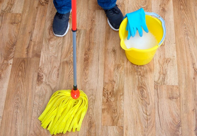 The Best Homemade Hardwood Floor Cleaner And How To Use It Bob Vila