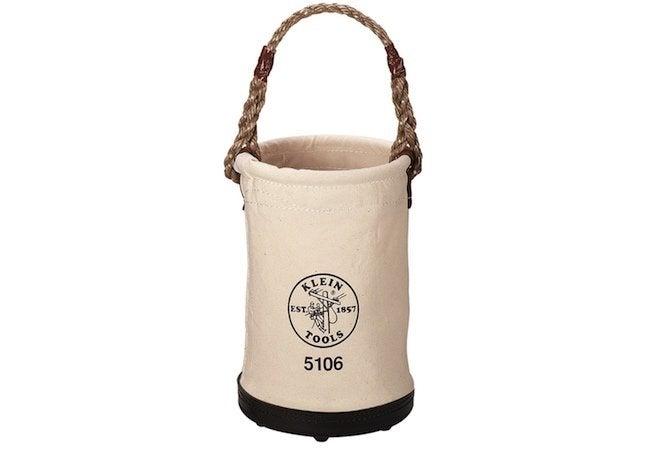 Best Tool Box - Klein Canvas Bucket