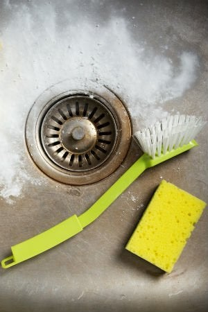 How to Freshen a Stinky Sink