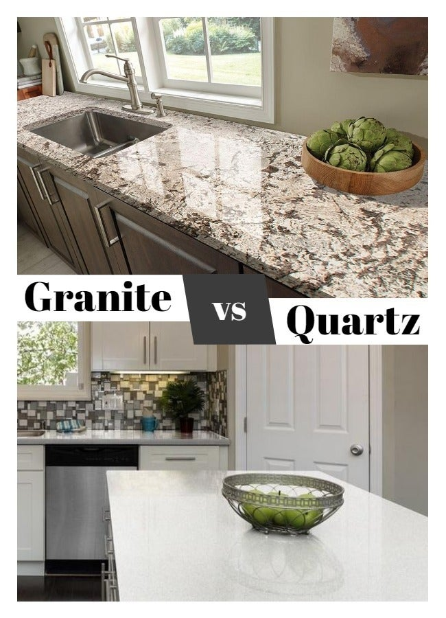 Granite Vs Quartz Choosing Between