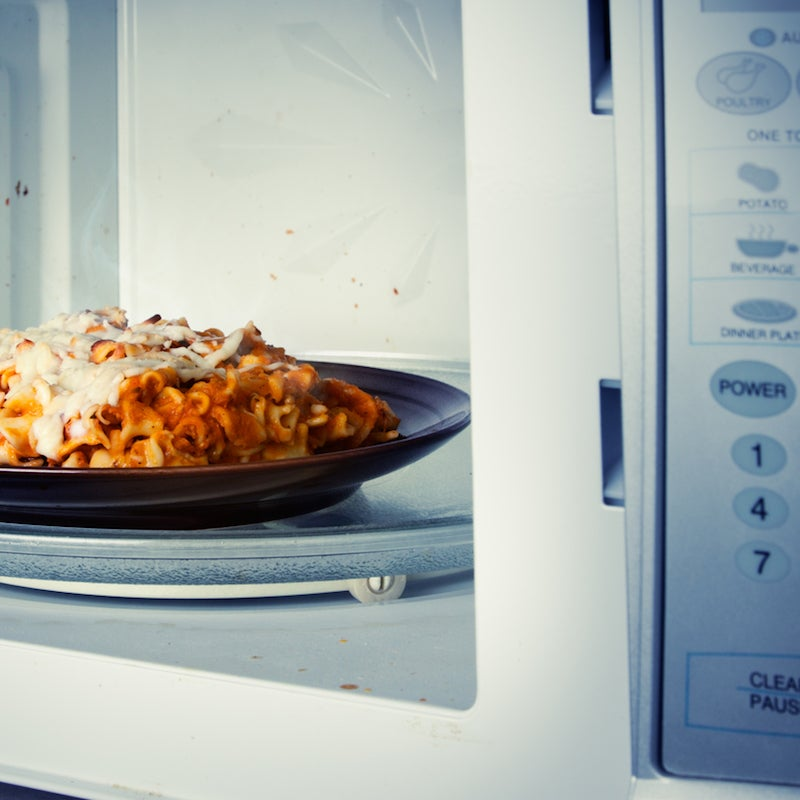 Video here 39 s what not to put in your microwave bob vila - Things never put microwave ...