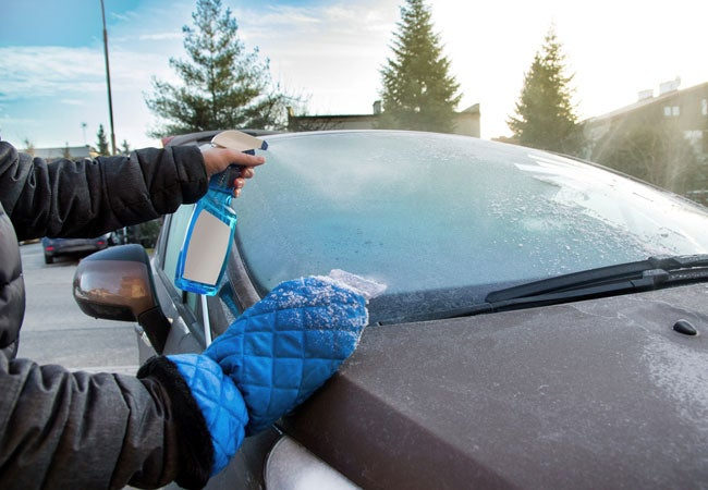 how to defrost a windshield 3 ways bob vila