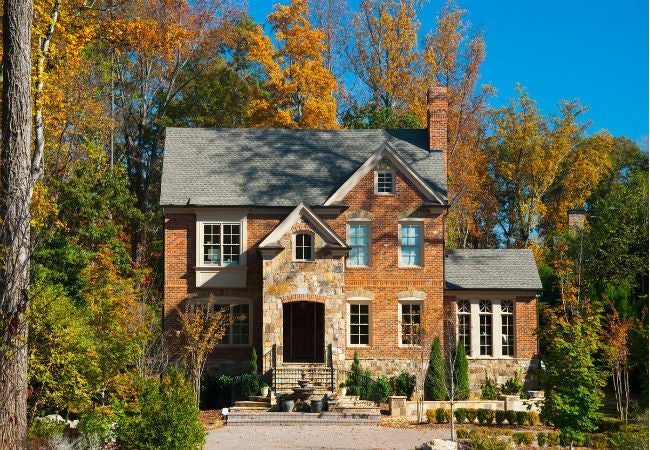 Brick Homes 101 - Why This Exterior Has Remained a Favorite for ...
