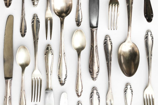 How to Clean Silver Plate