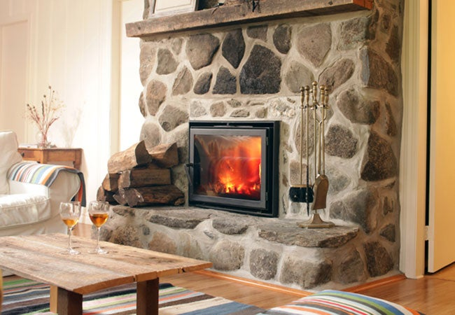 Enjoyable How To Clean A Stone Fireplace Bob Vila Interior Design Ideas Inesswwsoteloinfo