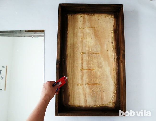How to Frame a Bathroom Mirror