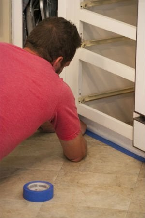 How to Paint Formica Countertops and Cabinets